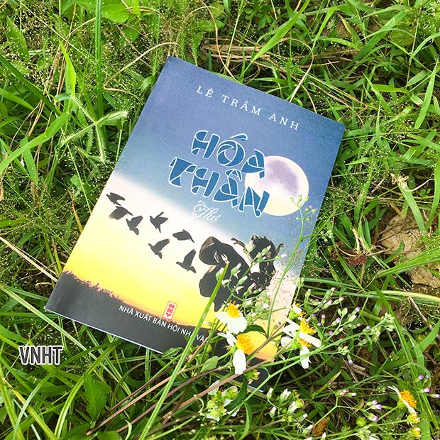 Chùm thơ trong tập HÓA THÂN của tác giả Lê Thị Trâm Anh - Văn nghệ Hà Tĩnh