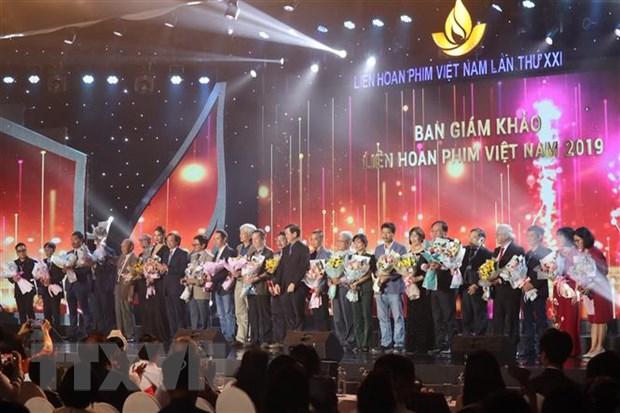 Liên hoan Phim Việt Nam lần thứ 21: 74 phim tranh giải Bông sen Vàng