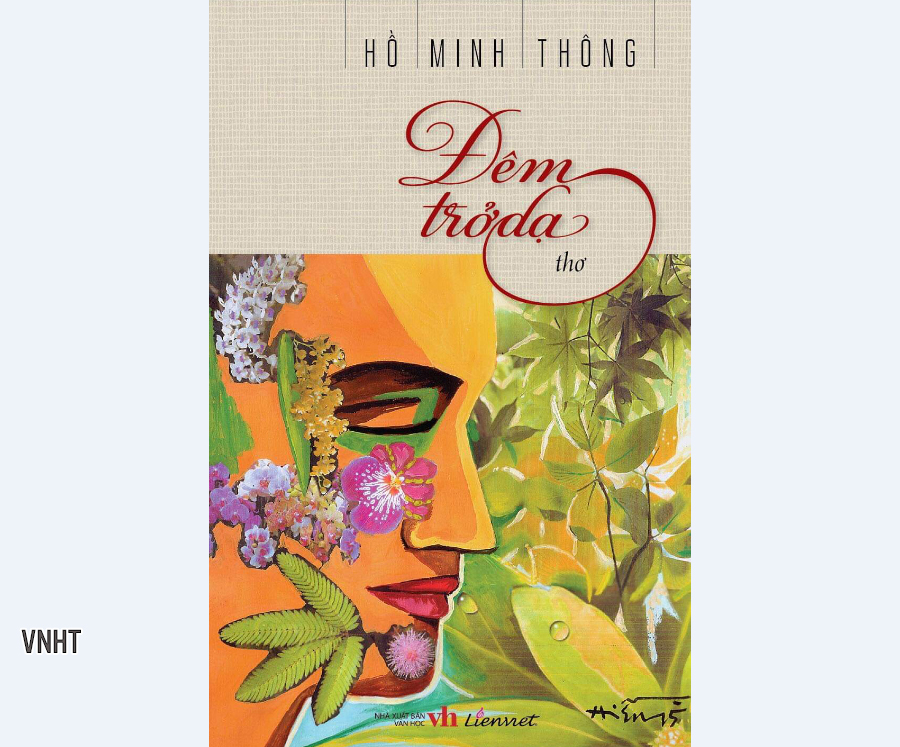 Giới thiệu tập thơ Đêm trở dạ của tác giả Hồ Minh Thông