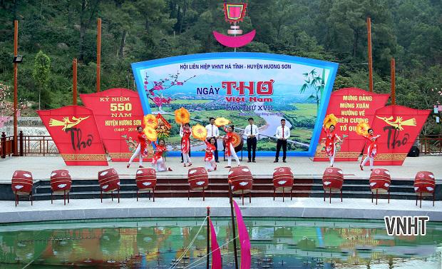 Thông báo về việc gửi tác phẩm tham gia Ngày thơ Việt Nam lần thứ XVIII xuân Canh Tý năm 2020