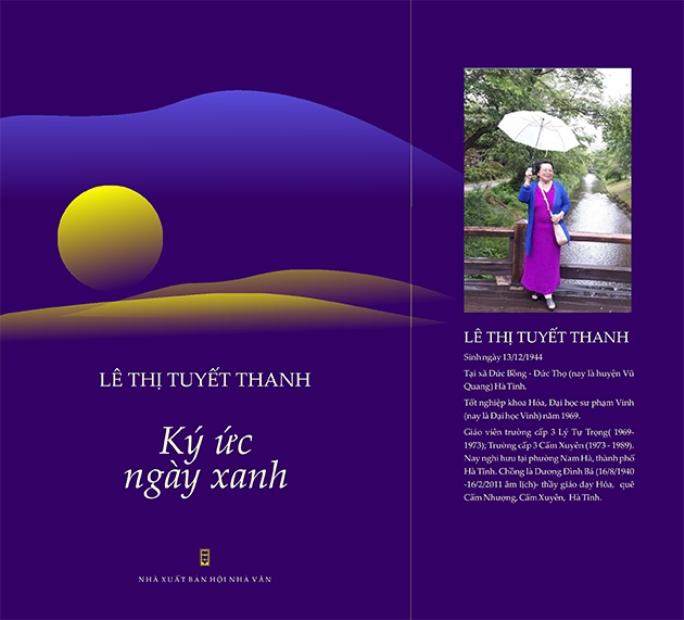 KÝ ỨC NGÀY XANH của Lê Thị Tuyết Thanh