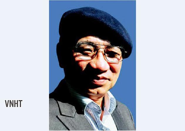 Nhà văn Trần Đắc Túc – Văn nghệ Hà Tĩnh