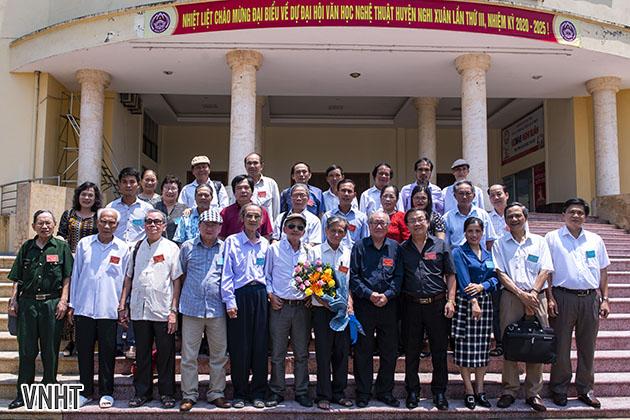 Đại hội Chi hội VHNT huyện Nghi Xuân lần thứ III nhiệm kỳ 2020-2025
