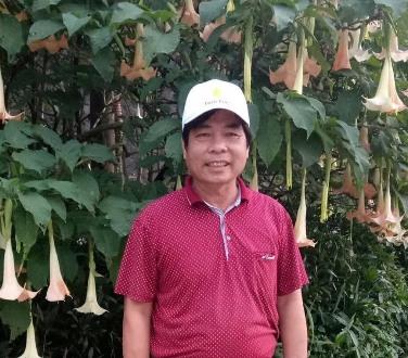 Tác giả Võ Văn Chinh