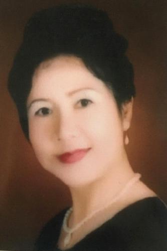 Nghệ sỹ múa Nguyễn Thị Vinh