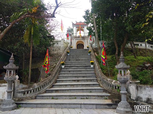 Lễ giỗ lần thứ 574 năm ngày mất của Chiêu Trưng Đại vương Lê Khôi không tổ chức phần hội