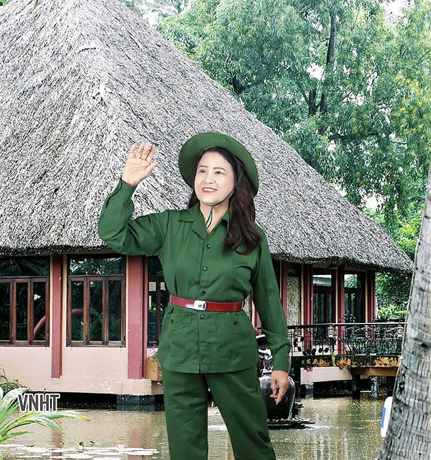 Nghệ nhân Tạ Kim Khánh trưởng thành từ công trình tuổi trẻ