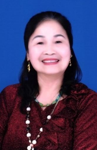 Nghệ sĩ múa Lê Thị Hoài Thanh