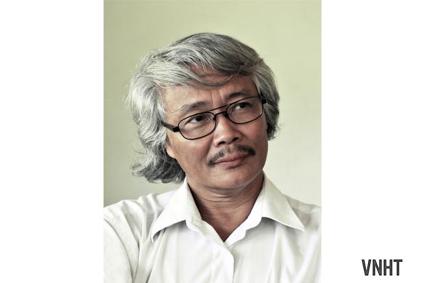 Nhà thơ, nhà báo Đặng Bá Tiến