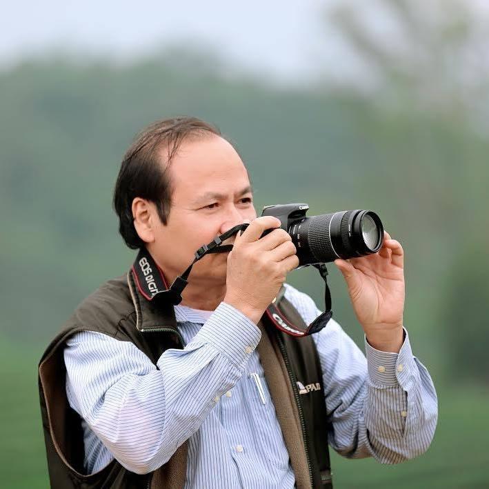 Nghệ sĩ Nhiếp ảnh Nguyễn Đình Thông