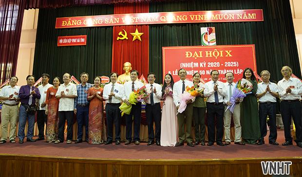 Đại  hội lần thứ X & kỷ niệm 50 năm thành lập Hội Liên hiệp VHNT Hà Tĩnh