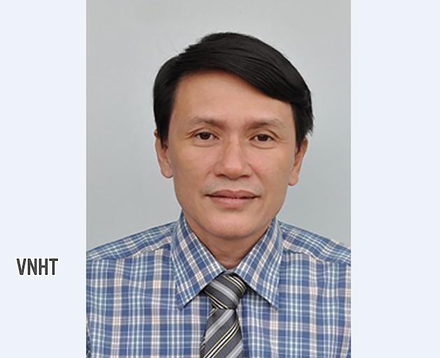 Tác giả Nguyễn Quốc Khánh