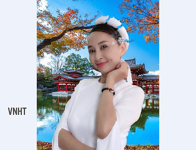 Ca sỹ Võ Trang Hòa