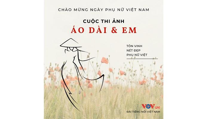 Cuộc Thi Ảnh Áo Dài & Em 2020 Tổ Chức Bởi Đài Tiếng Nói Việt Nam