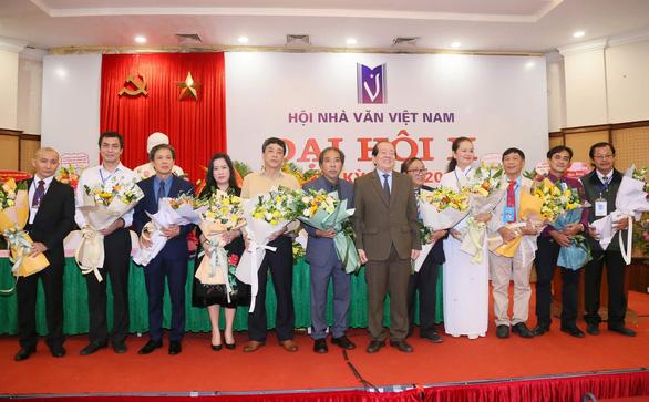 Đại hội Hội Nhà văn Việt Nam lần thứ X nhiệm kỳ 2020 – 2025