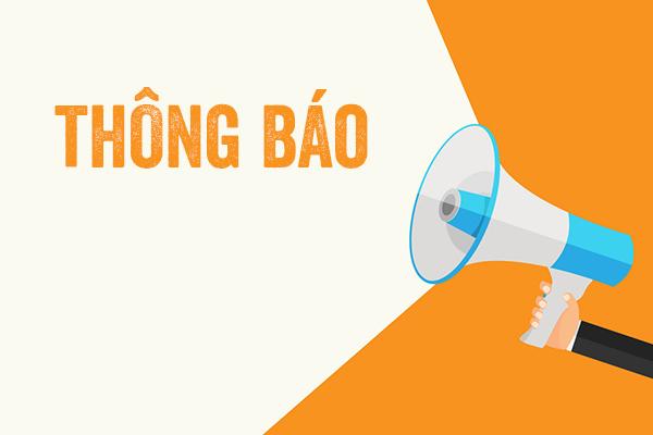 THÔNG BÁO: Về Triển lãm Mỹ thuật Khu vực IV (Bắc miền Trung) Lần thứ 26 năm 2021 tổ chức tại tỉnh Thừa Thiên Huế