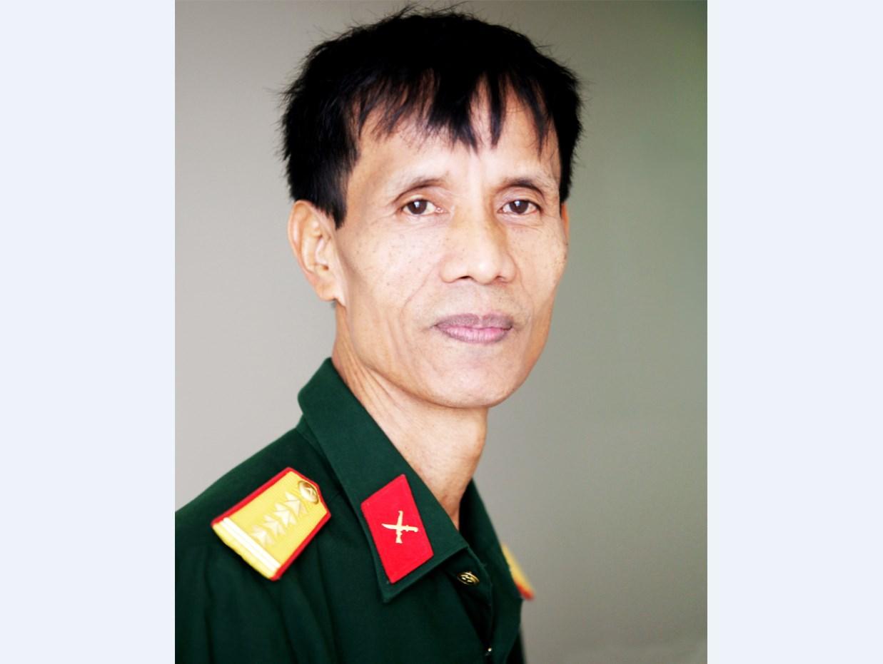 Nhà văn, Đại tá Nguyễn Quốc Trung - Chiến binh thầm lặng
