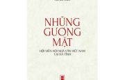 Những gương mặt hội viên Hội nhà văn Việt Nam tại Hà Tĩnh