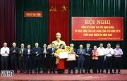 Hà Tĩnh tổng kết công tác xây dựng Đảng năm 2019