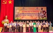 Báo cáo tổng kết Giải thưởng VHNT Nguyễn Du lần thứ VII (2015-2020)