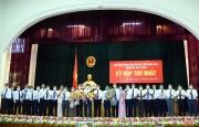 Thông báo kết quả kỳ họp thứ nhất Hội đồng nhân dân tỉnh khóa XVIII